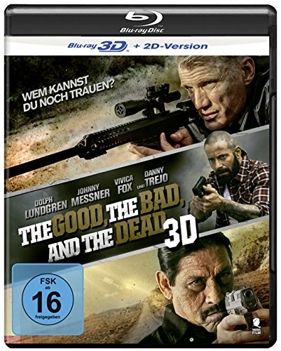 The Good, the Bad and the Dead [3D Blu-ray + 2D Version]
