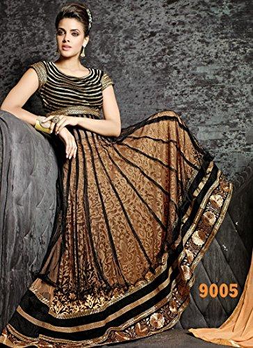 Fabboom New Latest Fancy Designer Indowesten, Lehanga Choli & Salwar Suit In Pant Style (3 in 1)