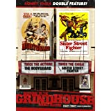 Welcome to the Grindhouse: The Bodyguard/Sister Street Fighter ~ Etsuko Shihomi