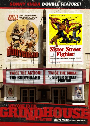 Welcome to Grindhouse: Bodyguard & Sister Street [DVD] [Region 1] [US Import] [NTSC]