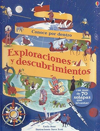 Exploraciones Y Descubrimientos
