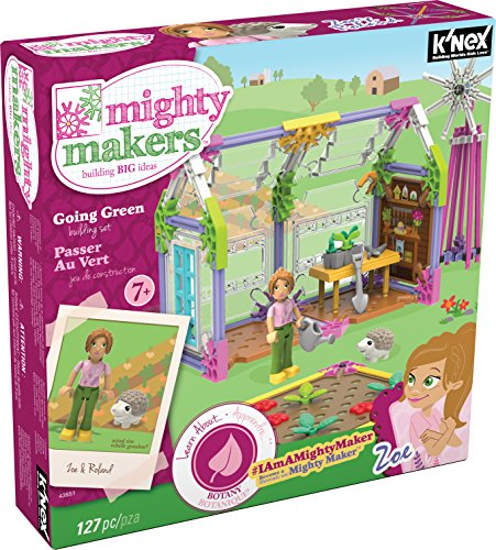 K'NEX Mighty Makers Going Green Building Set JungleDealsBlog.com