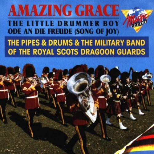 royal scots dragoon guards amazing grace CD Covers - photo#5