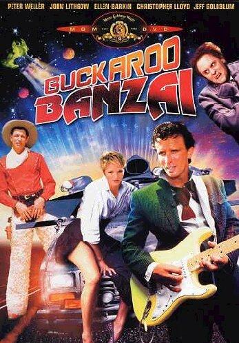 Buckaroo Banzai [IT Import]