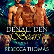 Denali Den Bears Boxed Set: Books 1, 2, and 3 | Rebecca Thomas
