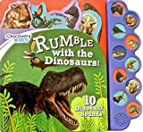 Dinosaurs Rumble Sound Book (Discovery Kids) (Discovery 10 Button)