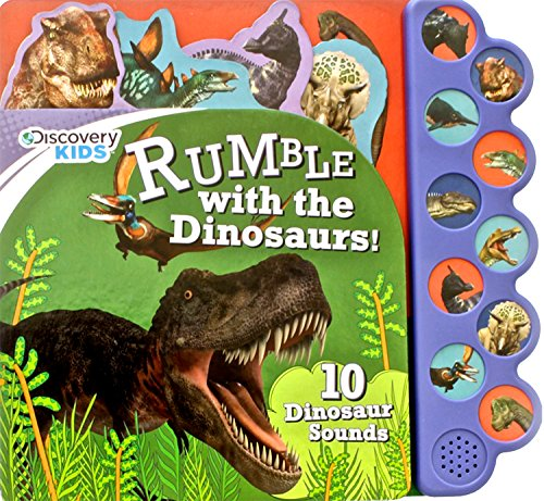 Discovery-Kids-Dinosaurs-Rumble-Sound-Book-Discovery-10-Button