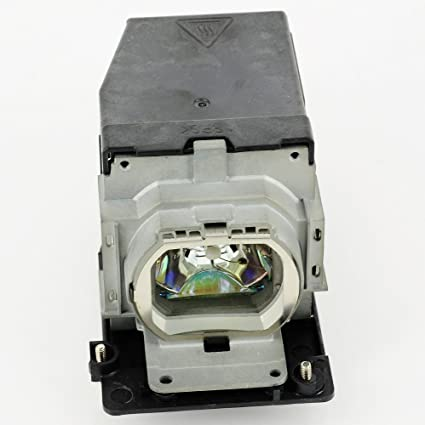 haiwo TLPLW12de haute qualité Ampoule de projecteur de remplacement compatible avec boîtier pour Toshiba TLP-X300/X3000/XC3000/x3000u/xc3000u; X3000/XC3000.