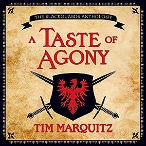 A Taste of Agony Audiobook
