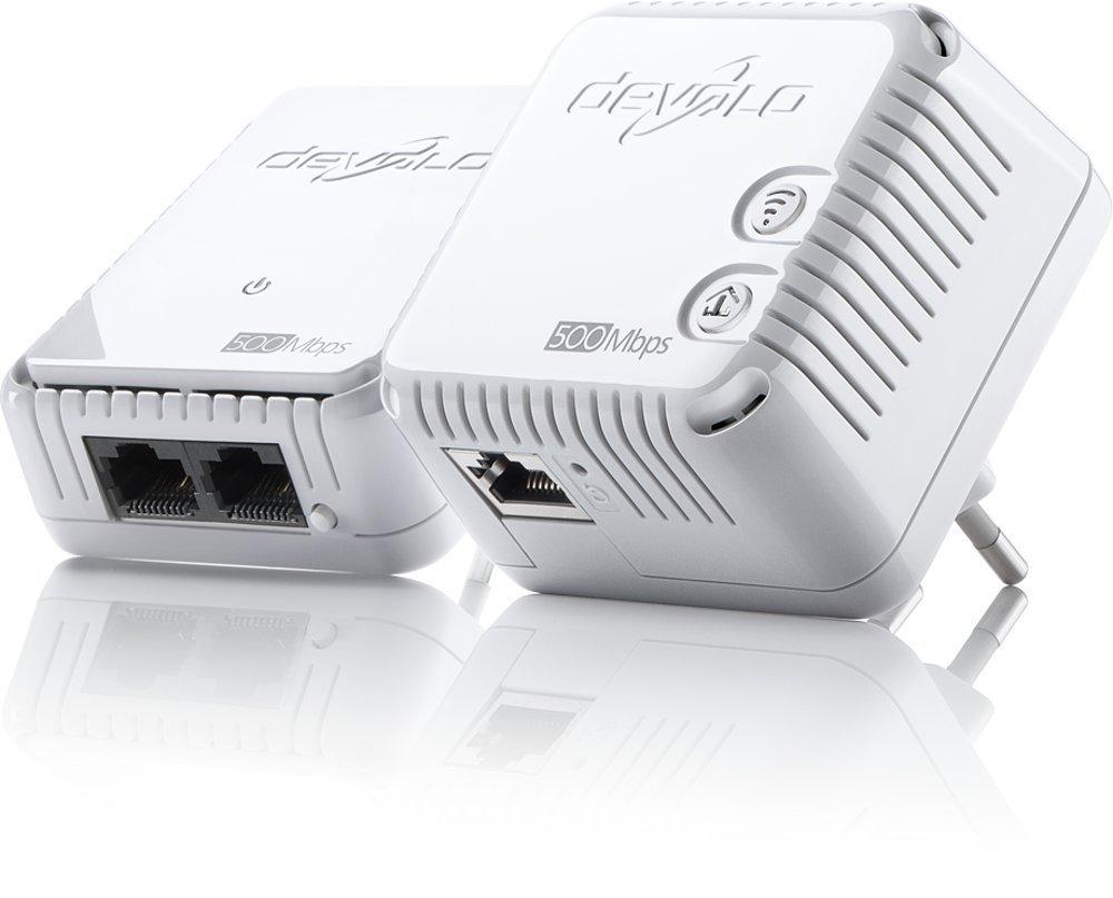 PLC Devolo dLAN 500 WiFi a 500 Mbps