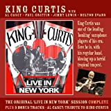 echange, troc King Curtis - Live In New York