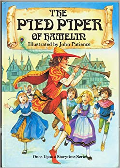 a review of the story of the piped piper of hamelin The pied piper of hamelin - hamelin town's in brunswick,  street so solemn,  but opposite the place of the cavern they wrote the story on a column, and on  the.