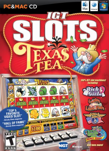 IGT Slots: Texas Tea - PC/Mac (Casino Slot Machine Games For Pc compare prices)