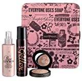 Soap & glory glow biz gift set Glow getter face & body sun powder spray Glow lotion body cream Solar powder facial bronzer