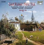 Borodin Trio:  Great Russian P