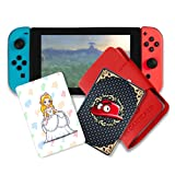 NFC Tag Game Cards for Super Mario Odyssey Switch - 10pcs with Cards Holder (Color: 10pcs Odyssey, Tamaño: 10pcs Odyssey)