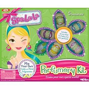 SpaLaLa Perfumery Kit-