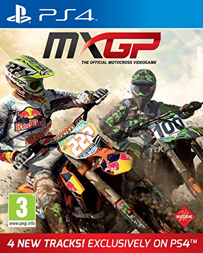 MXGP - The Official Motocross Videogame (Playstation