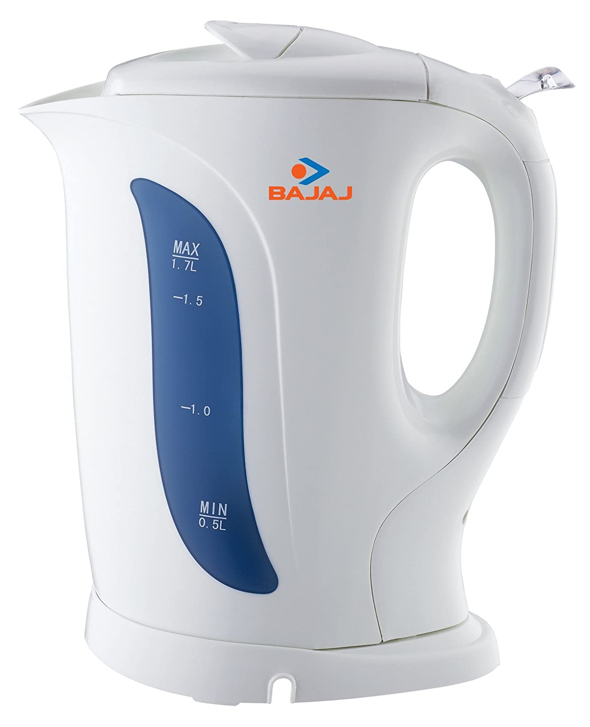 Bajaj 1.7-Litre 1800-Watt Non-Strix Cordless Kettle
