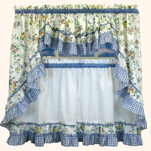 Blue Shower Curtains - Blue Shower Curtains and More