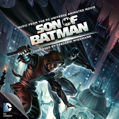 Son of Batman-Oriignal Soundtrack Recording at Gotham City Store
