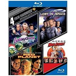 4 Film Favorites: Intergalactic Films [Blu-ray]