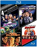 Image de 4 Film Favorites: Intergalactic Films [Blu-ray]
