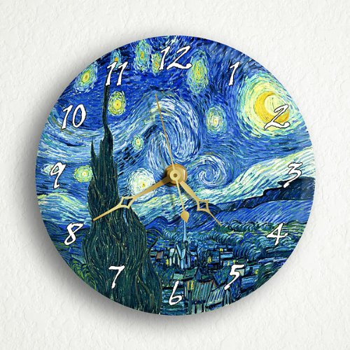 The Starry Night Van Gogh 6