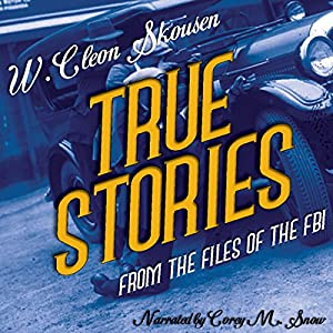 True Stories from the Files of the FBI Audiobook