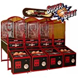 Super Shot Deluxe Electronic Basketball Game