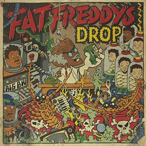 Fat Freddys Drop Dr Boondigga Amp The Big Bw Vinyl