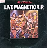 Max Webster - Live Magnetic Air - Anthem - ANR 1 1019 - Canada - Original Inner Sleeve VG+/VG++ LP