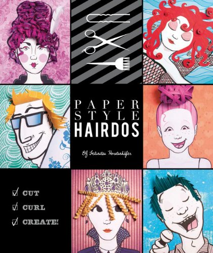 Paper Style: Hairdos