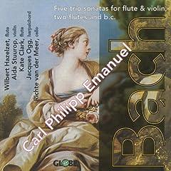 Carl Philipp Emanuel Bach, Five Trio Sonatas