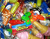 25 assorted Water squirt guns - party pack by wholesale-distributor