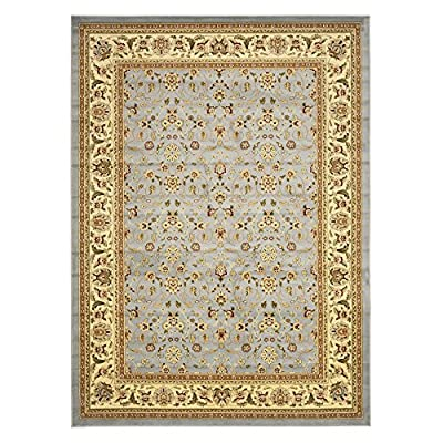Safavieh Lyndhurst LNH312B Area Rug - Light Blue/Ivory