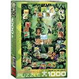 Eurographics The Tropical Rain Forest 1000-Piece Puzzle