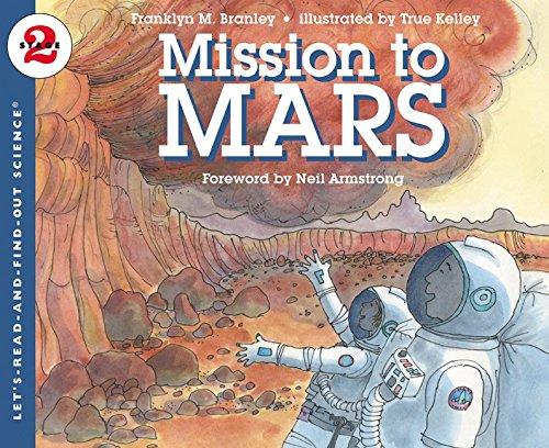Mission to Mars (Let's-Read-and-Find-Out Science 2) PDF