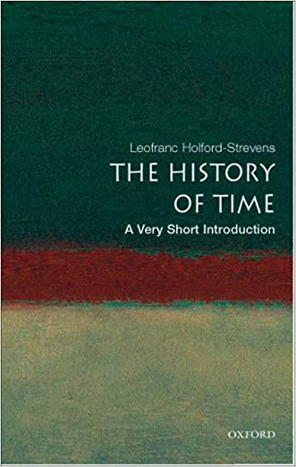 The History of Time: A Very Short Introduction (Very Short Introductions)