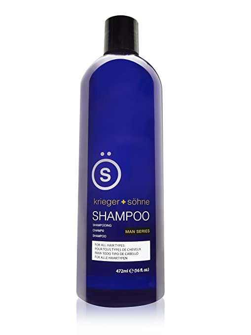 The best Shampoo for dry scalp (k+s Shampoo)