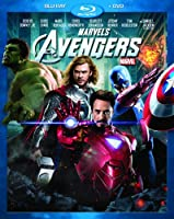 Marvels The Avengers Two-disc Blu-raydvd Combo In Blu-ray Packaging from Walt Disney Video