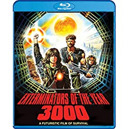 Exterminators Of The Year 3000 [Blu-ray]