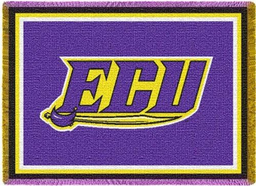 Ecu East Carolina University Pirates Baby Blanket Throw 35X48 [Misc.]