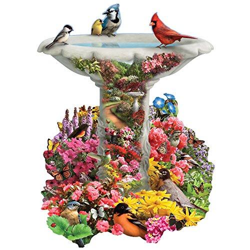 bits-and-pieces-750-piece-shaped-puzzle-garden-birdbath-busy-bird-fountain-by-artist-alan-giana-750-