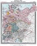 Historische Karte: Deutsches Reich -...