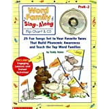 Word Family Sing-along Flip Chartby Teddy Slater