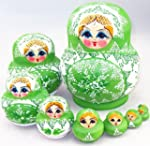 NuoYa001 New Green Beautiful Wooden R...