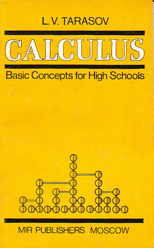 Calculus: Basic concepts for high school