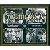 The Little Rascals 11 DVD Boxed Set-Chronological Order-Chapter Stops-Interactive Menus