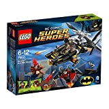 LEGO Super Heroes - DC Comics - Batman: Man-Bat Attack - 76011 -Join the fight as Batman battles to save Nightwing from Man-Bat!As Nightwing patrols Gotham City in his glider, he spots Man-Bat planting some dynamite! Strap Batmaninto the ultra-fast Bat